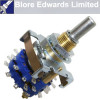 Blore Edwards 4 pole 6 way selector switch, OPXR-1055-02