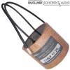 0.33uF 630Vdc Duelund CAST PIO Tinned Copper Capacitors
