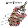 Glasshouse Ladder Stepped Attenuator, 47 steps (stereo, built version)