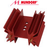 MUND-H: Mudorf Heatsink for MREU30 Resistor