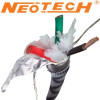 Neotech NEP-3001 MKIII UP-OCC Hybrid Mains Cable (0.25m)