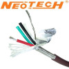 Neotech NEP-4003 UP-OFC Copper Silver plated Mains Cable (0.5m)