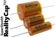 TRT Super Stealth RealityCap Film Capacitors