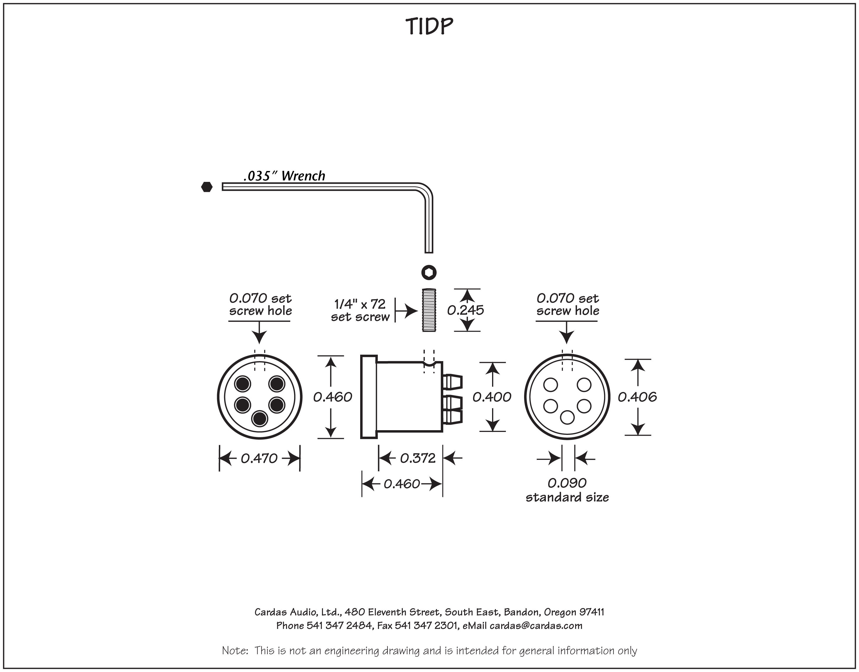 tidp_drawing cardas tidp female 5 pin din plug hifi collective 5 pin din to phono wiring diagram at crackthecode.co
