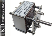 TKD Ko-on 4R6-A, 4 pole 6 way Selector Switch