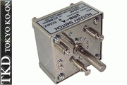 TKD Ko-on 2R6-A, 2 pole 6 way Selector Switch