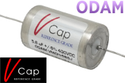 V-Cap ODAM Oil Damped Advanced Metalized Capacitors
