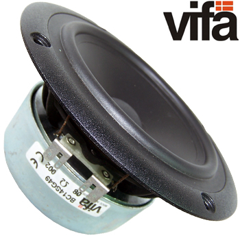 Vifa BC14SG49 8 ohm Woofer (Madisound Swifty and Meadowlark Swift