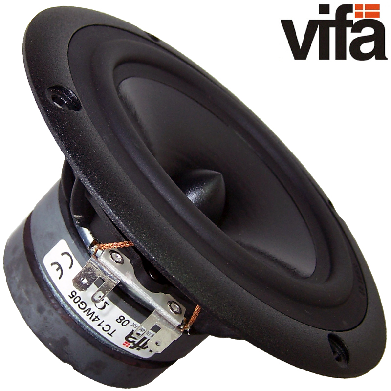 Vifa TC14WG05 8 ohm Woofer | Hifi Collective