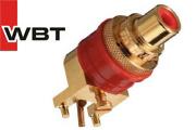 WBT-0234 RCA socket, PCB Horizontal Mounting