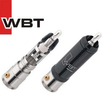 WBT-0152 Ag Nextgen Fine Silver RCA plug