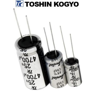 "Toshin ""jovial"" Electrlytic Capacitors"